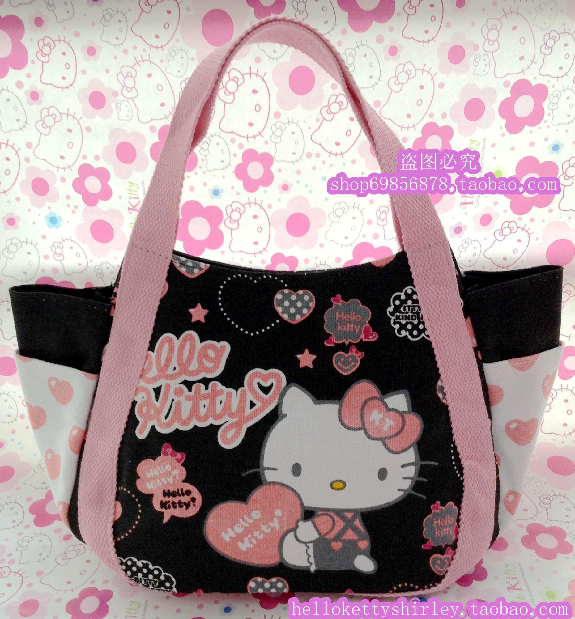 Сумка Hello kitty aas063 Kitty набор для плавания hello kitty hey32623 очки шапочка