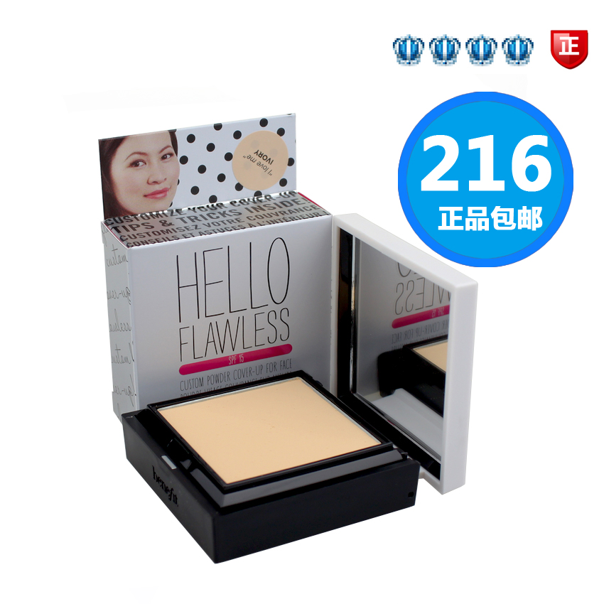 Benefit Hello Flawless 7g pui hing 350mg 30 3
