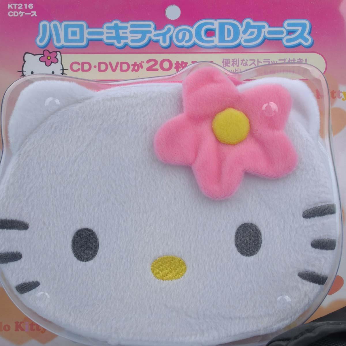 кейс для CD Seiwa  Hello Kitty CD -KT216 кейс для диджейского оборудования thon dj cd custom case dock