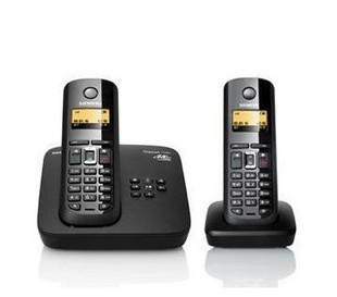 Проводной и DECT-телефон Siemens C585