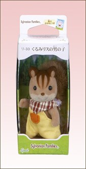 Детский игровой набор Sembe child family Sylvanian Family child