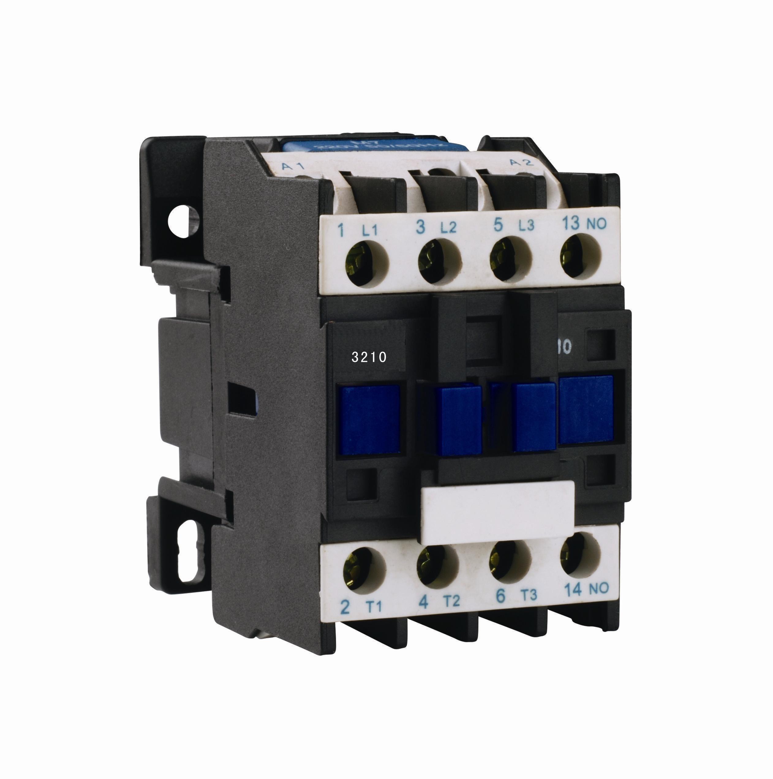 Розетка Runjie CJX2-3210 220V 380V LC1-D3210 ac contactor lc1f115 lc1 f115 lc1f115q7 380v lc1f115r7 440v lc1f115u7 240v lc1f115v7 400v