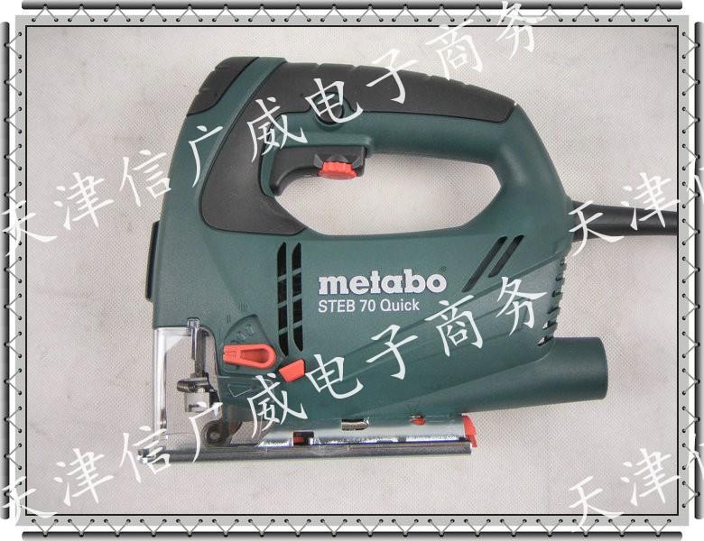 Электролобзик Metabo metabo  Metabo STEB 70 Quick STEB 80 Quick электролобзик metabo steb 65 quick 601030000