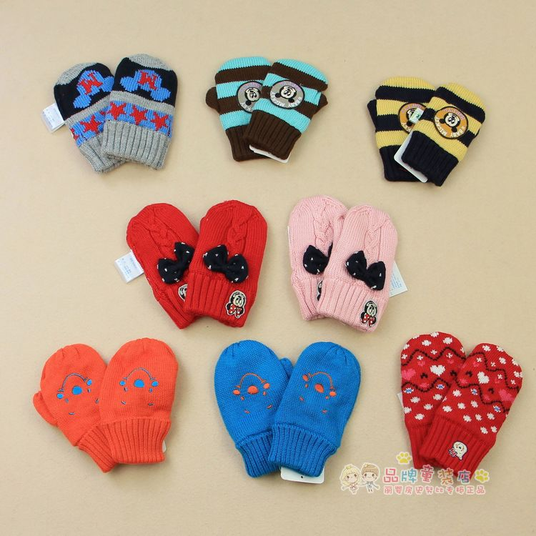 Перчатки детские Disney S 2013