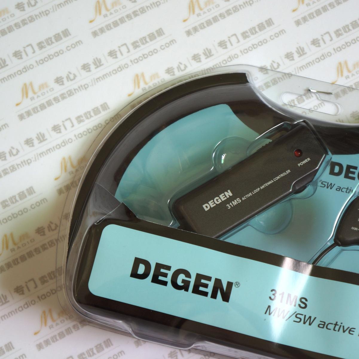 Радиоприёмник Degen  31MS