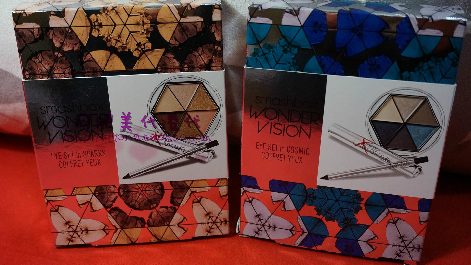 все цены на Набор для макияжа Smashbox  Smash Box Wonder Vision Eye Set онлайн