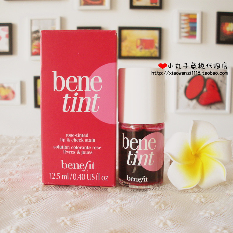 Румяна/Руж Benefit 12.5ml pui hing 350mg 30 3