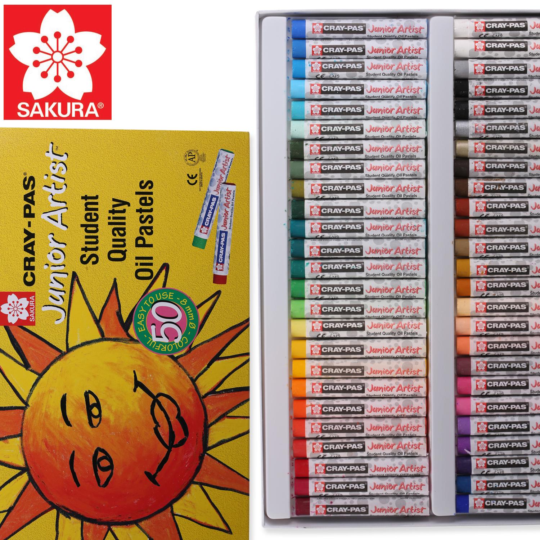 Масляная пастель Sakura XEP/50 XEP-50 50 sakura