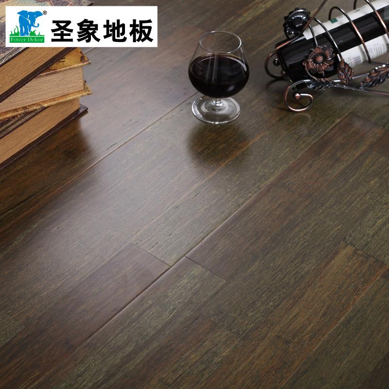 圣象康逸三层实木iFLOOR定制中国元素竹木地板系列之NK1013茶道