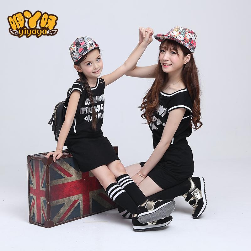 Семейные футболки Yi ya  2015 туфли yi ya 2747366 2015