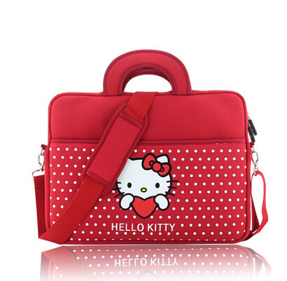 Сумка для ноутбуков Hello kitty  12 13 14 15.6 сумка для фотоаппарата hello kitty