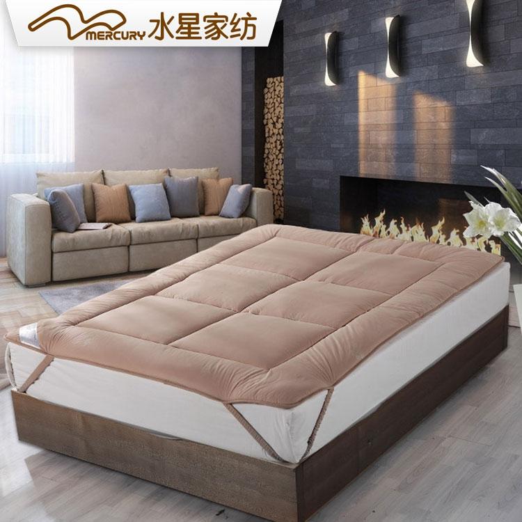 水星家纺保暖床褥子500794