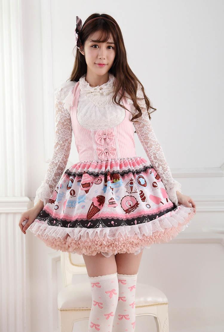 Женское платье Princess Story Lolita JSK пальто alix story alix story mp002xw13vuo