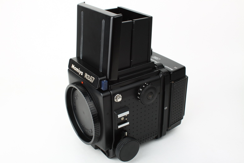 фотоаппарат MAMIYA PRO RZ 67 NO.2312 фотоаппарат