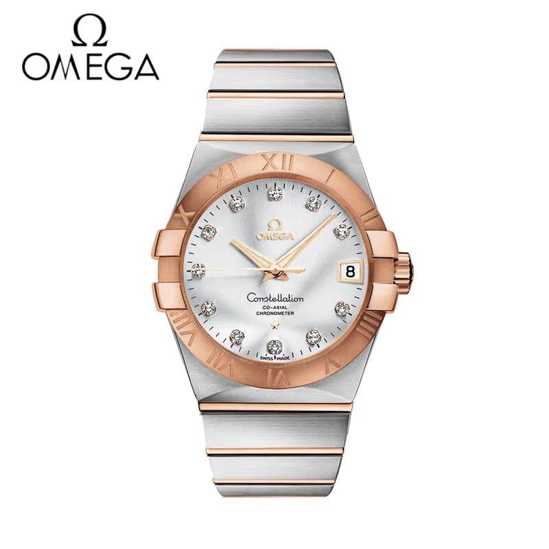 Часы Omega  123.20.38.21.52.001