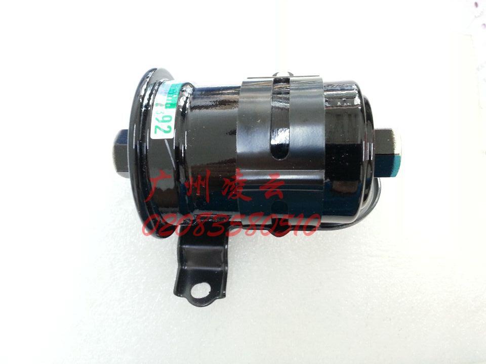 Топливный фильтр 3400 LC95 VZJ95 гоночный 3 8 алюминий черный цвет спеченный уличный латунный топливный фильтр