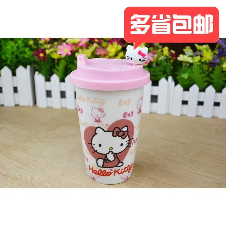 Кружка Hello kitty KT термос hello kitty ello kitty kt 03625