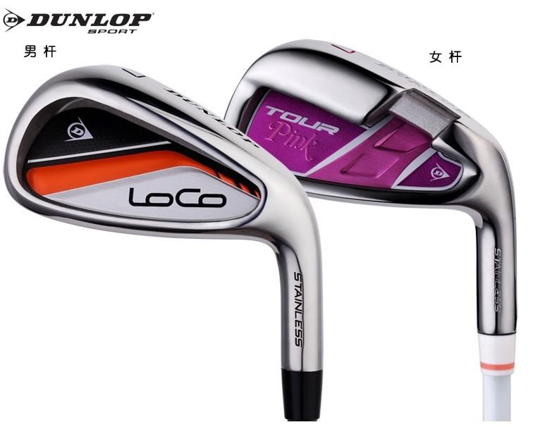 клюшка для гольфа Dunlop pink Golf моторезина dunlop geomax mx52 90 100 16 52m tt
