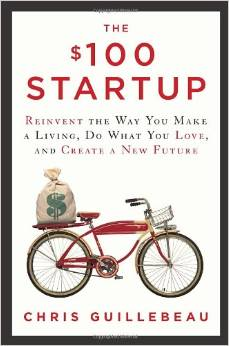 Сувенир The $100 Startup: Reinvent The Way You Make Living, Do Wha the $100 startup