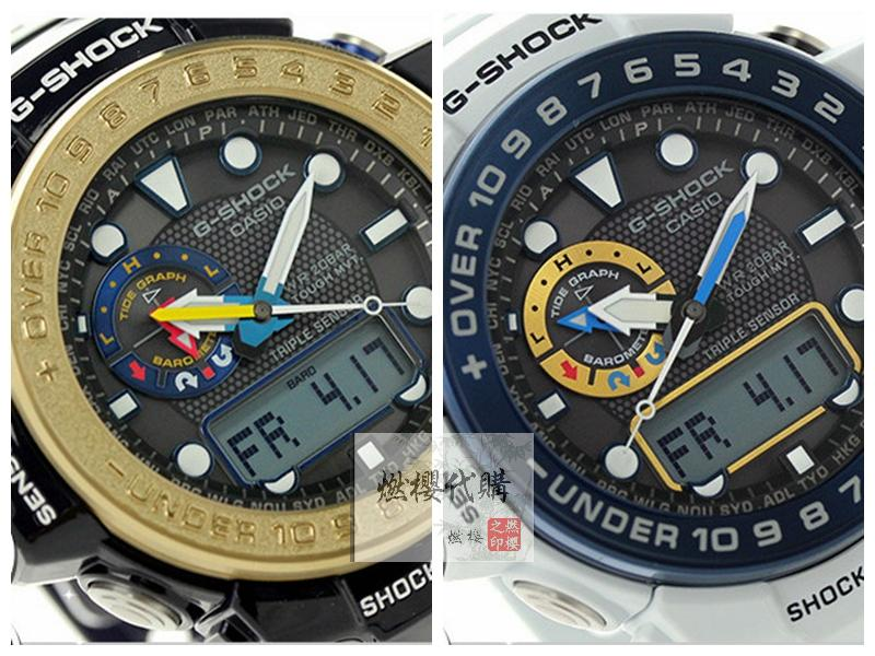 Часы CASIO GWN-1000E-8AJF/GWN-1000F-2AJF casio g shock gulfmaster tough mvt multi band 6 gwn 1000e 8ajf men s japan model