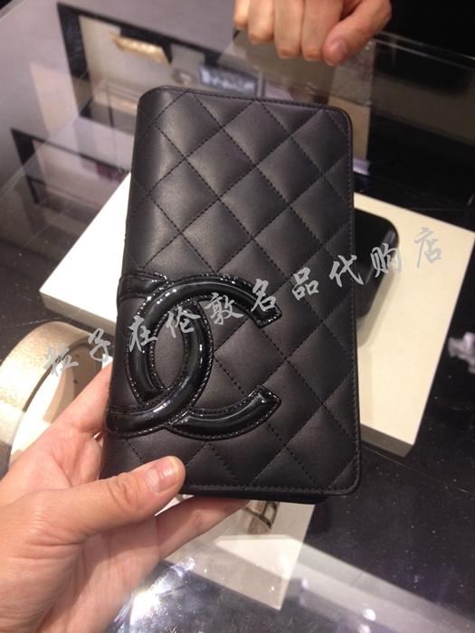бумажник Chanel Combo