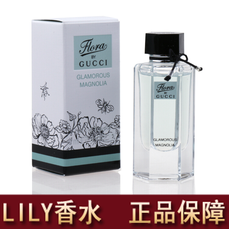 Духи Gucci  5ML gucci туалетная вода flora by gucci fraiche 75 ml