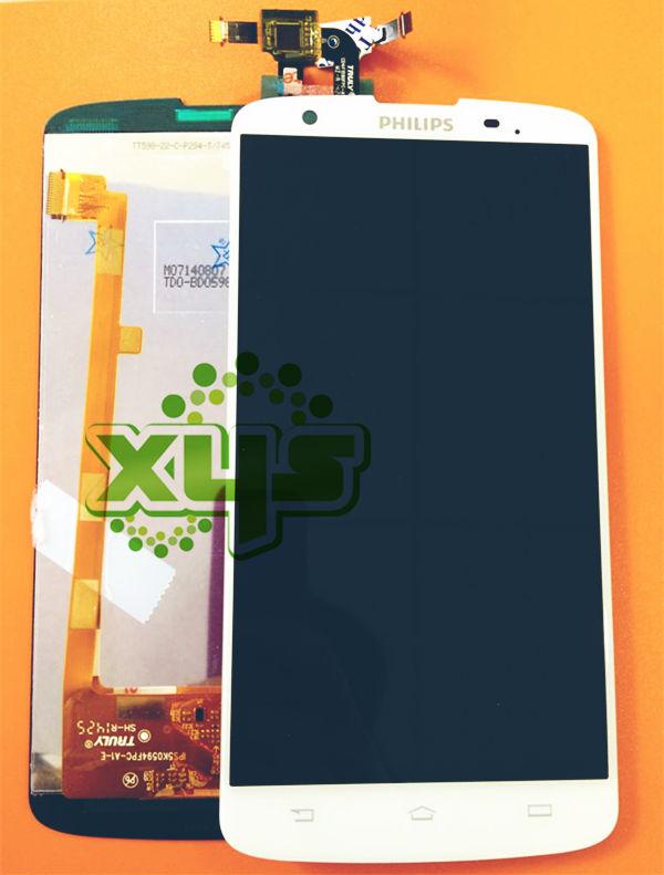 Запчасти для мобильных телефонов Philips I928 чехол для для мобильных телефонов oem sumsung galaxy s5 wood case for sumsung galaxy s5