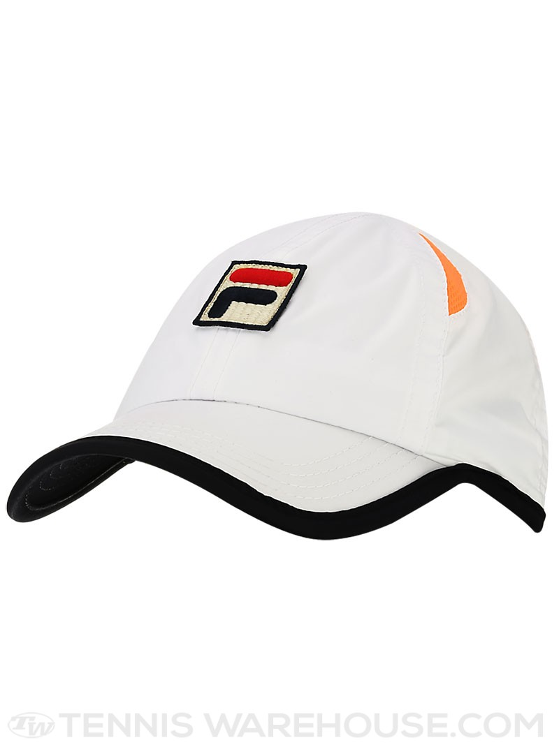 теннисная кепка Fila & #39 Men's Aussie Open Hat White