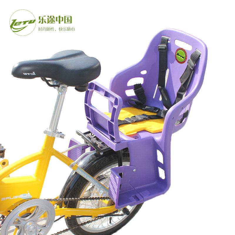 детское сидение для велосипеда Lotto dpj01zyl 14