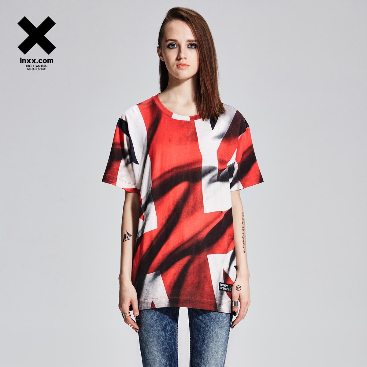 Футболка ep43013054 INXX Eleven Paris футболка ep43013054 inxx eleven paris