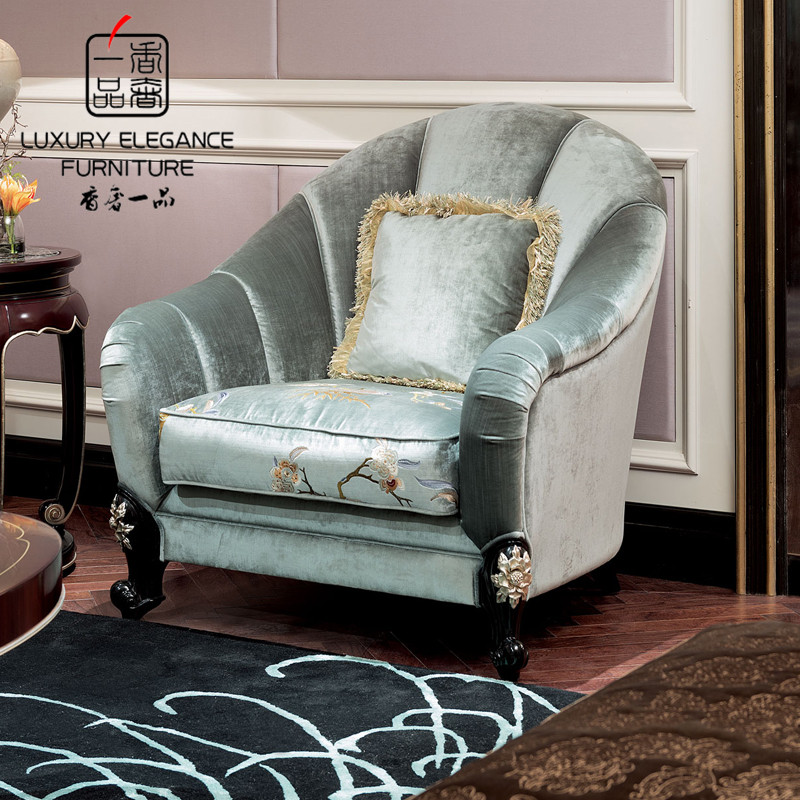 Диван Luxury Elegance Furniture XZS-021