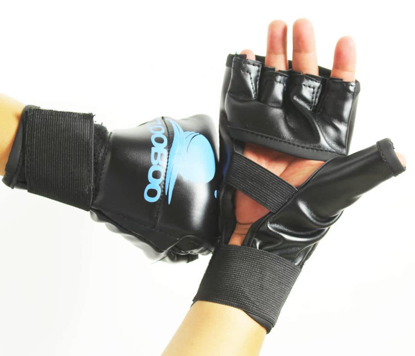 Боксерские перчатки Zooboo BX001 массажер kang zhu kangzhu acuxiliiary tcm b 024