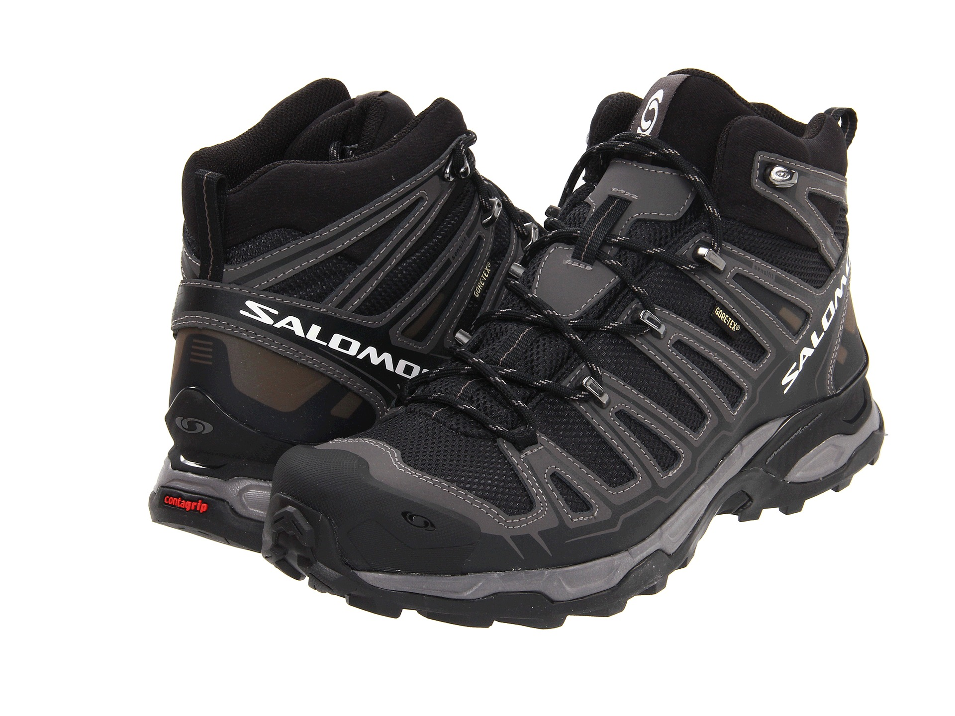 Ботинки мужские   Salomon Ultra Mid GORE-TEX? viking love gore tex