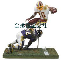 Игрушки OTHER  NFL 2-Pack Clinton Portis Vs. Ray Lewis