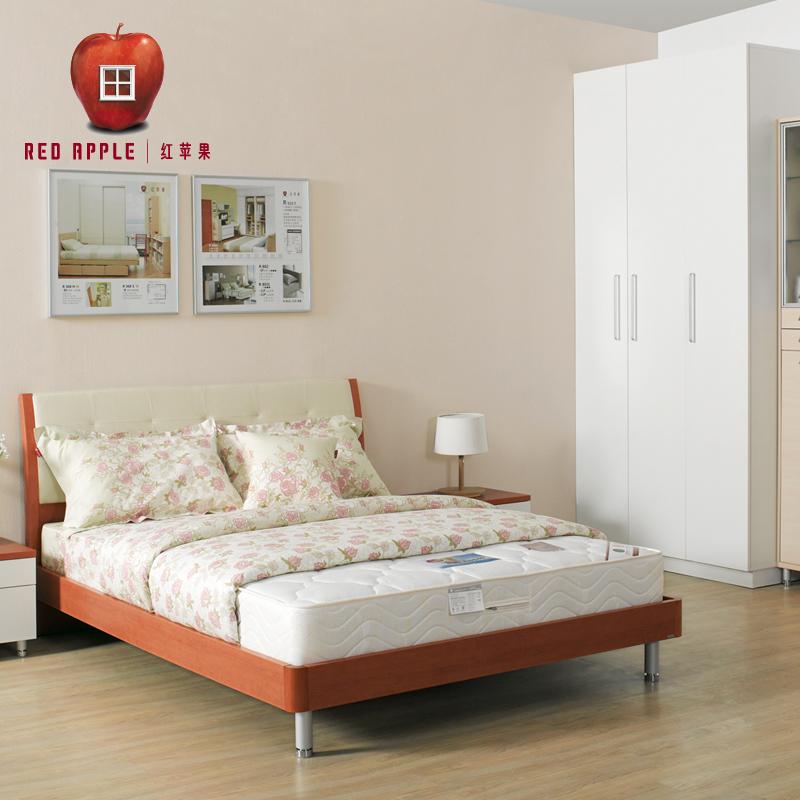 红苹果家具卧室四件套