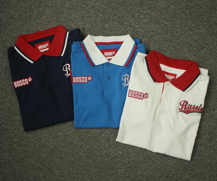 Рубашка поло  0961 BOSCO Sport женские спортивный костюм bosco sport купить