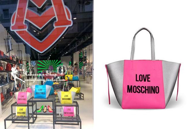 Сумка Moschino LOVE 2015 зонт трость moschino moschino mo351dwyro34