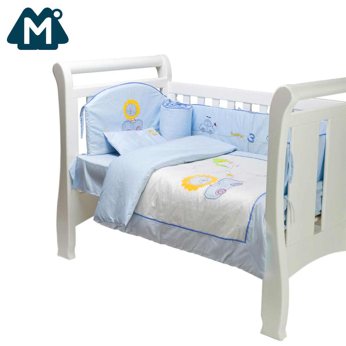 Постельный комплект для детей Mini balabala 53339131901 платье mini balabala 52262140621