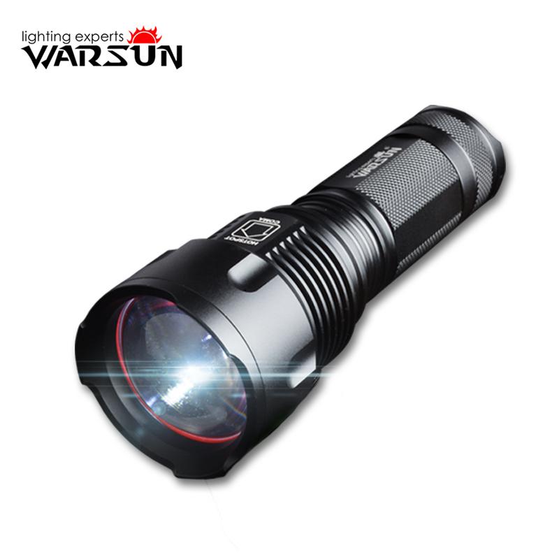 Ручной фонарик Warsun x65 26650 T6 LED фонарик brand new 2015 t6 2000lm lanterna 26650 batteyr efl0509