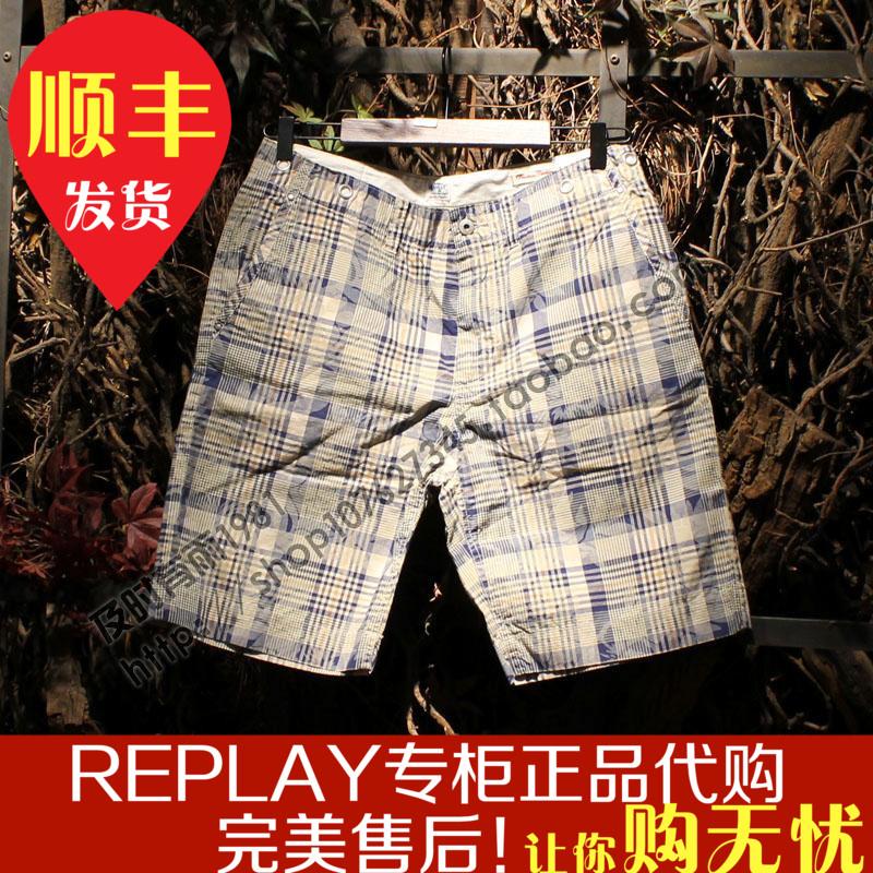 Повседневные брюки REPLAY xm9405000x50654s 2015
