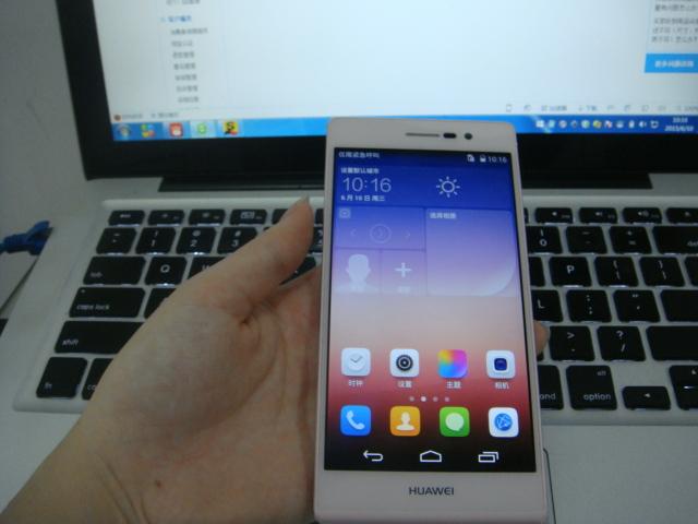 Мобильный телефон Huawei  P7-L07 4G 4G 4G мобильный телефон lenovo k920 vibe z2 pro 4g