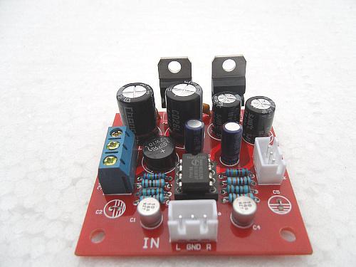 hi-fi предусилитель   NE5532