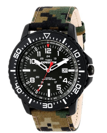 Часы Timex Expedition Uplander T49965 timex t2m875