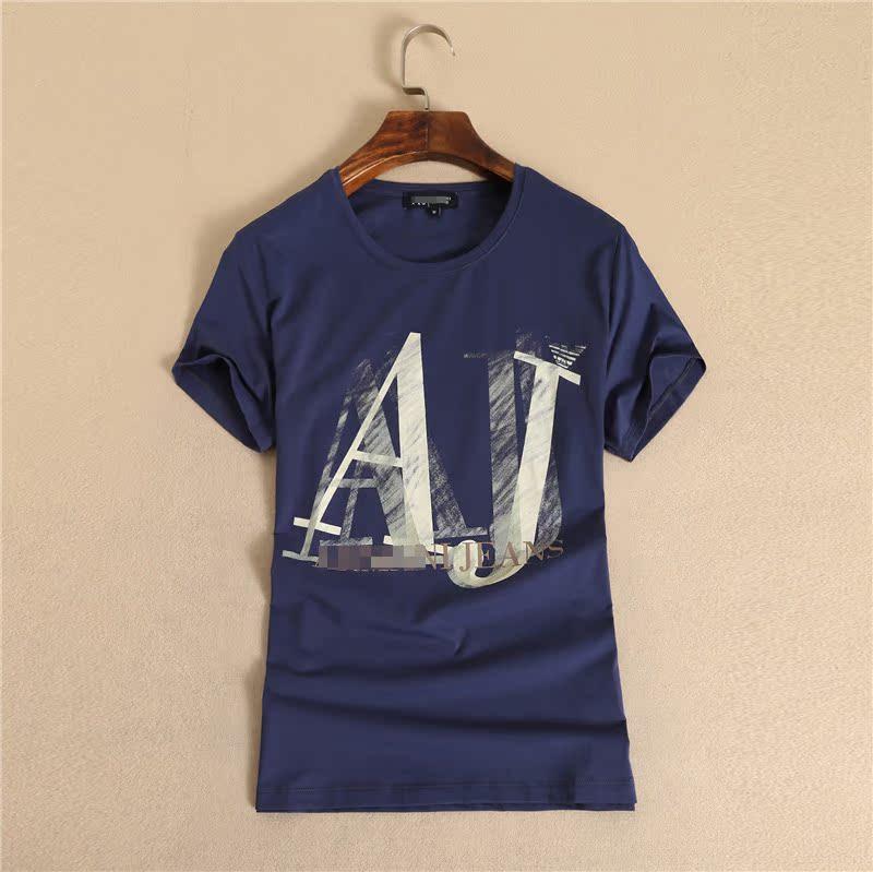 Футболка мужская   AX/AJ/EA7 куртка fine 219 9285 aj ck ea7