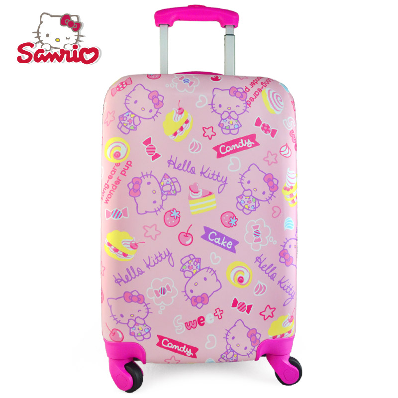 Чемодан Hello kitty 640714 KT 20 чемодан hello kitty 20 25