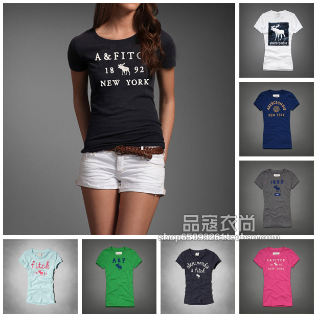 Футболка Abercrombie & fitch  2015 AbercrombieFitch AF термопот centek ct 0070