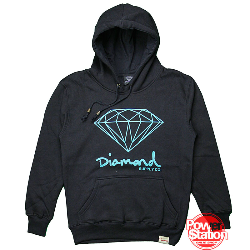 Толстовка Diamond supply co Diamond Supply Tiffany diamond