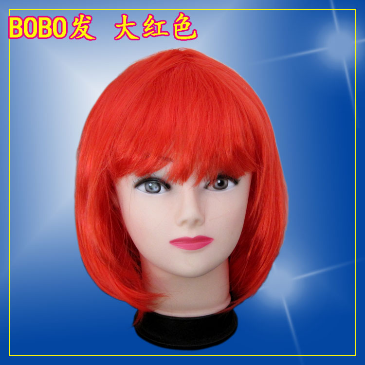 Парик для праздника Cosplay party BOBO devil may cry 4 dante cosplay wig halloween party cosplay wigs free shipping