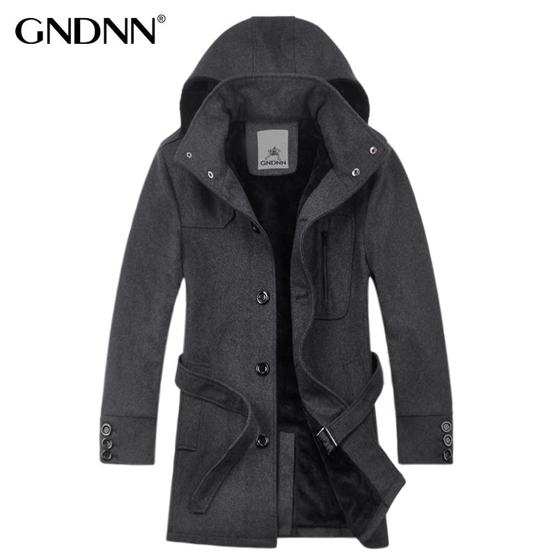Пальто мужское GNDNN oc8208 2014