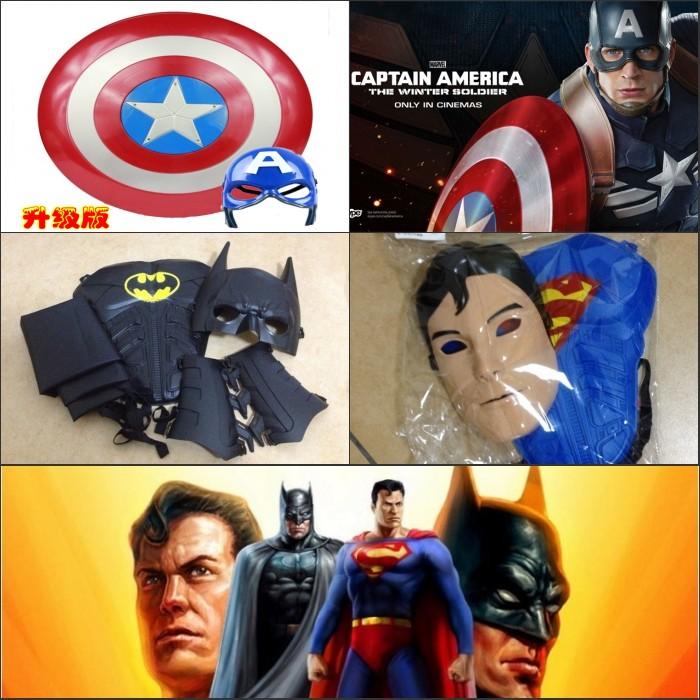 Детский карнавальный костюм Batman Cosplay batman hush